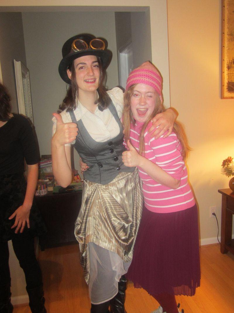 Bethie&monica
